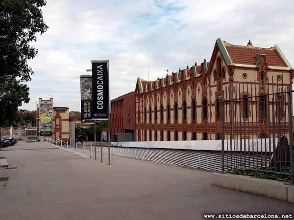 CosmoCaixa, Museo de la Ciencia – Sitios de Barcelona