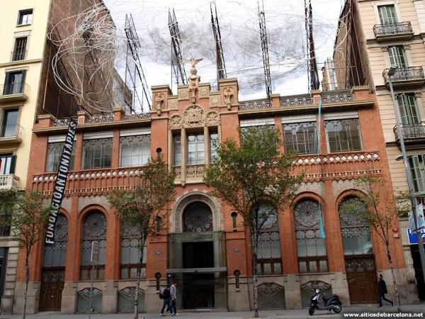 Fundación Antoni Tàpies