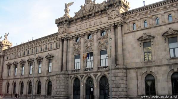 Oficinas de aduana en el puerto sitios de barcelona for Oficinas de fecsa endesa en barcelona