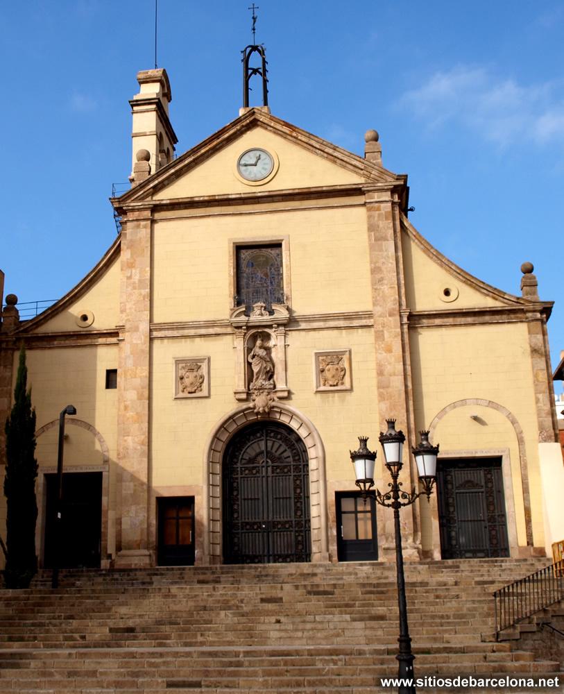 Parroquia de la virgen de gracia y san jos sitios de - Barcelona san jose ...