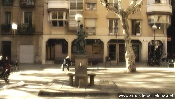 l'Escultura de Ruth de Josep Maria Camps i Arnau