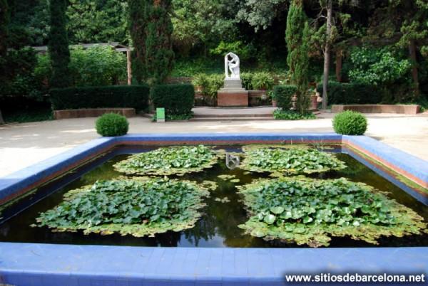 Jardines de laribal sitios de barcelona for Jardines laribal