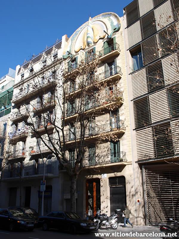 Casa fajol sitios de barcelona - Casas de musica en barcelona ...