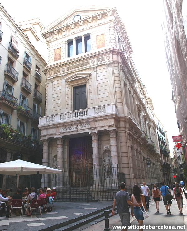 plaza de la ver nica sitios de barcelona