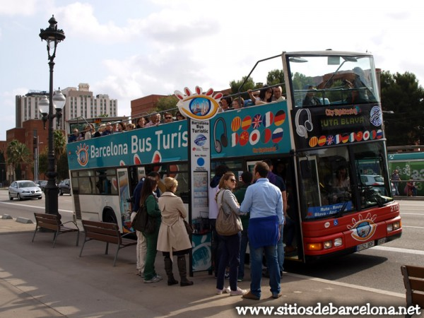 Bus-TurIstico-City-Sightseeing-Barcelona