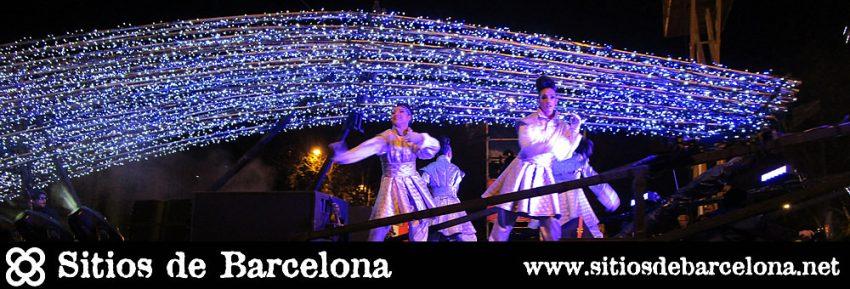 Cabalgata de Reyes Magos 2015