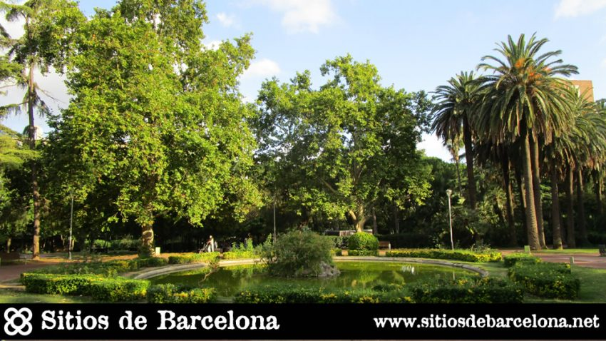 Jardins de Vil·la Amèlia